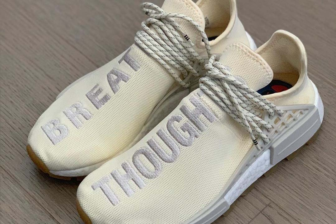 The Pharrell Williams x adidas NMD Hu