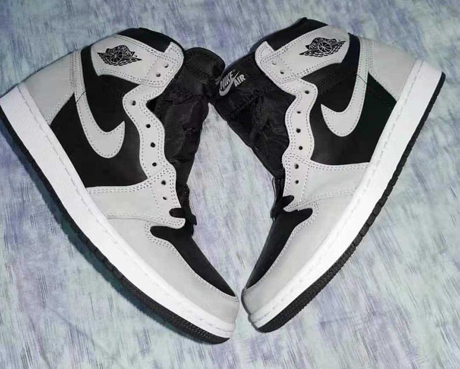 """Air Jordan 1 Retro High OG """"Shadow 2.0"""" 555088-035 (via leaked.sneaks)"""