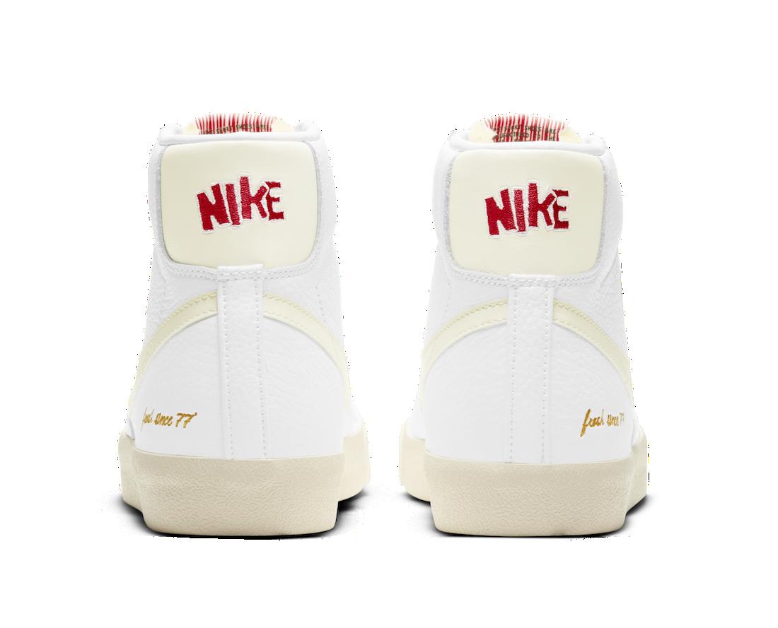 Nike Blazer Mid '77 Vintage 'Popcorn' Coming Soon • BUZZSNKR